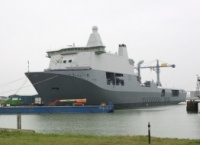 Fiberstruct supplies gratings for The Royal Dutch Marine Vessel The