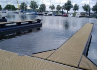 Fiberstruct responds in rising demand for GRP gratings in Marinas and Yacht Clubs